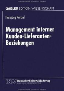 Management Interner Kunden-Lieferanten-Beziehungen