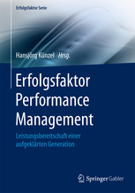 Performance management as a success factor